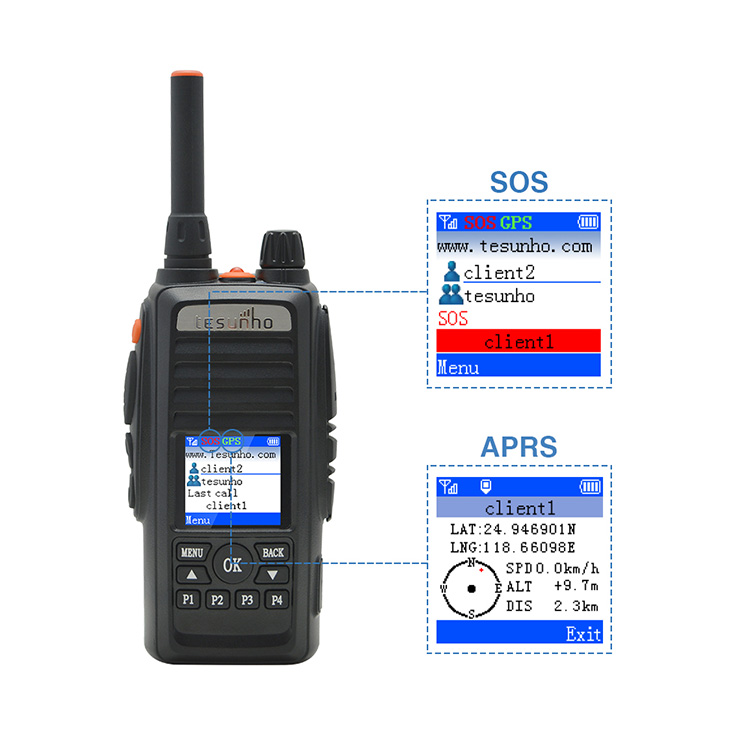 4G Push To Talk (POC)  Radio